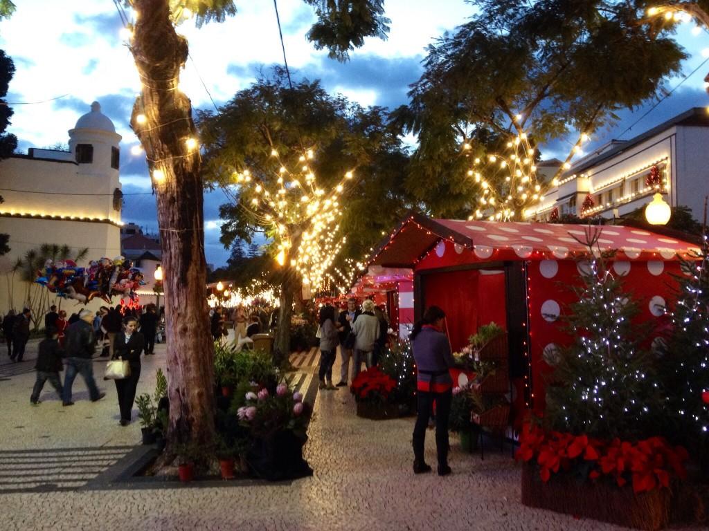 Avenida Arriaga no Natal