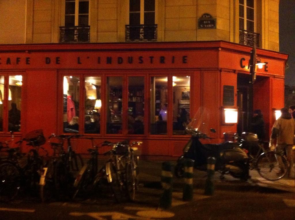 Café de L´Industrie