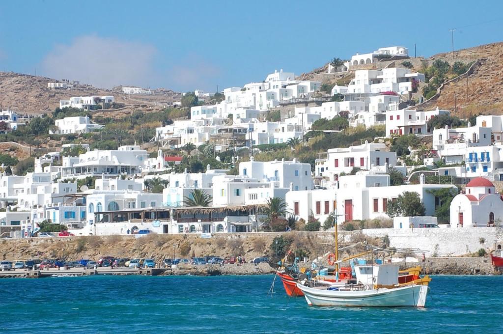 Mikonos, Ilhas Gregas