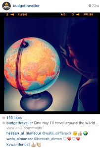 O dia em que trouxemos o mundo para casa...