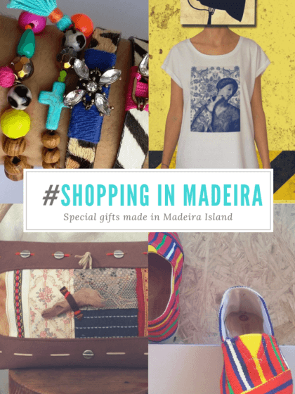 Shopping in Madeira