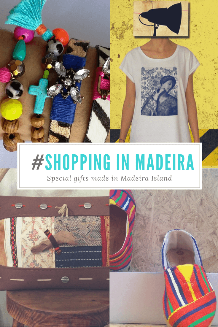 Shopping in Madeira