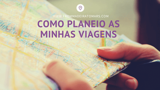 planear viagens