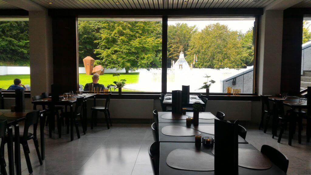 Restaurante do Museu Kunsten