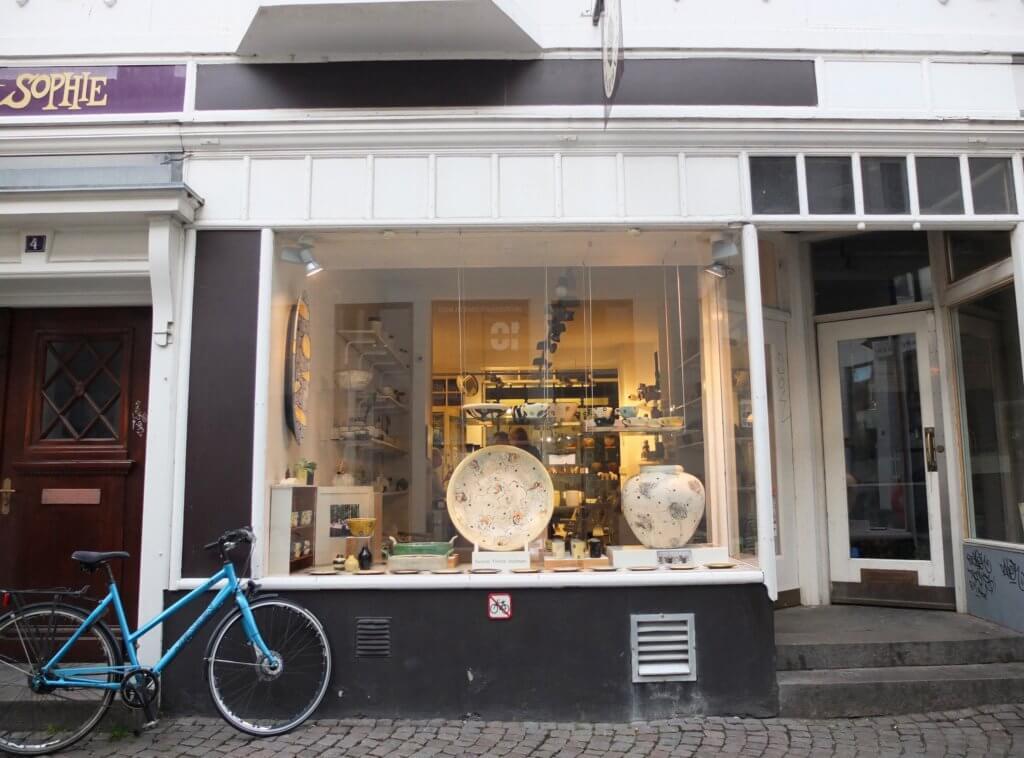 Streets of Aarhus