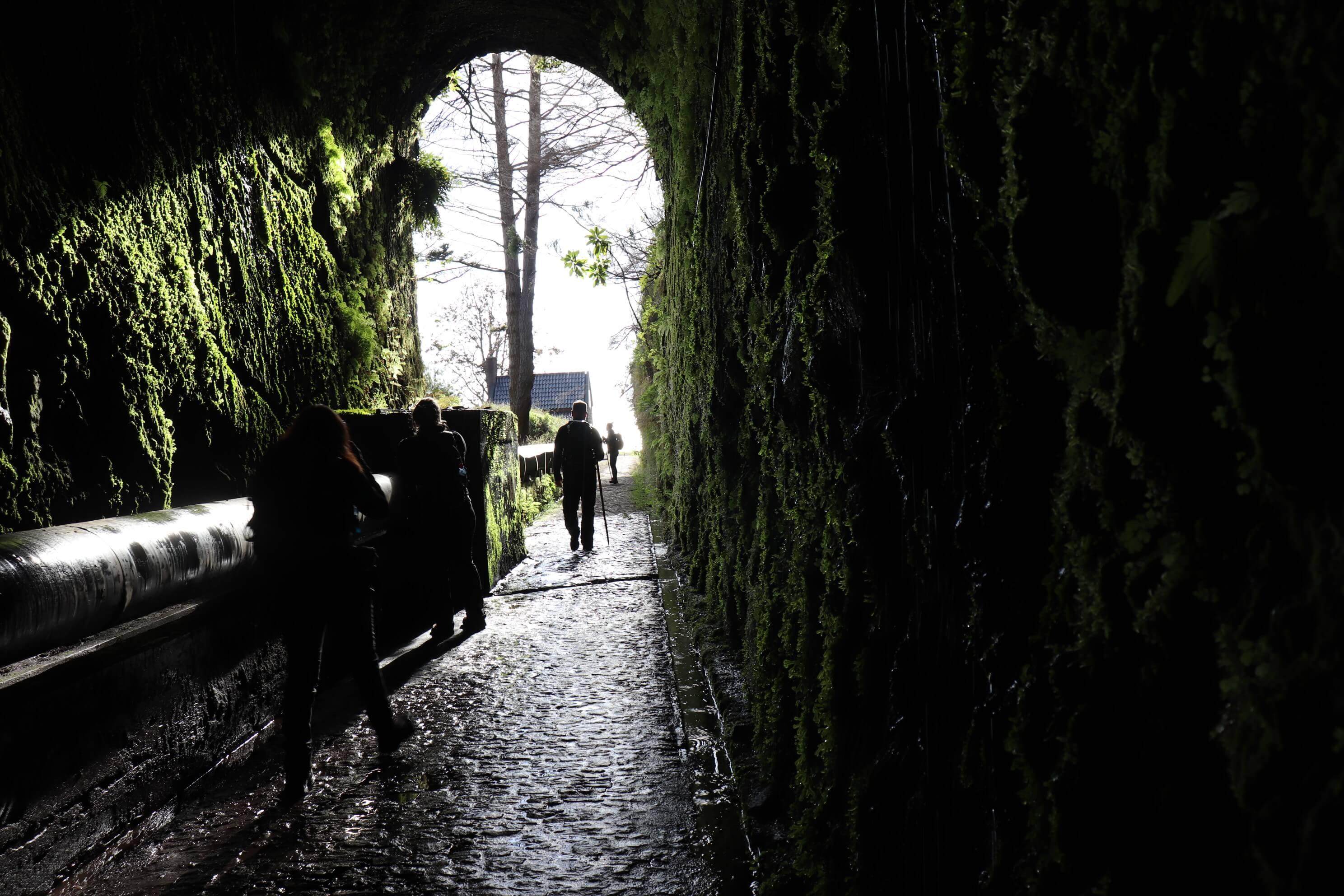 Túnel do Cavaleiro, Madeira
