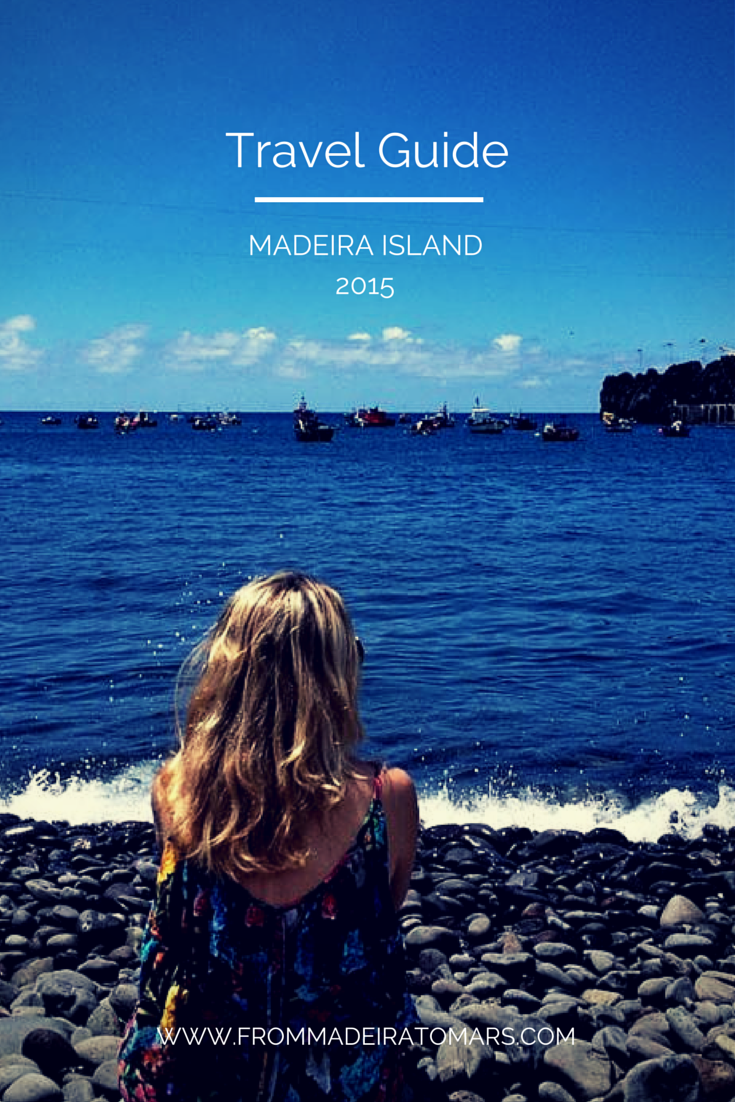 travel guide Madeira