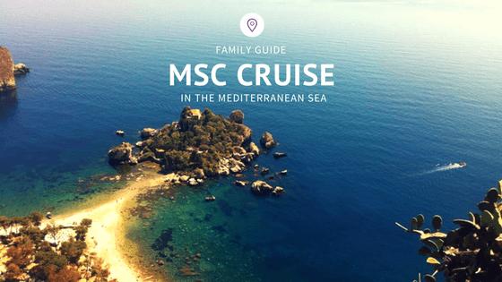 MSC cruzeiro