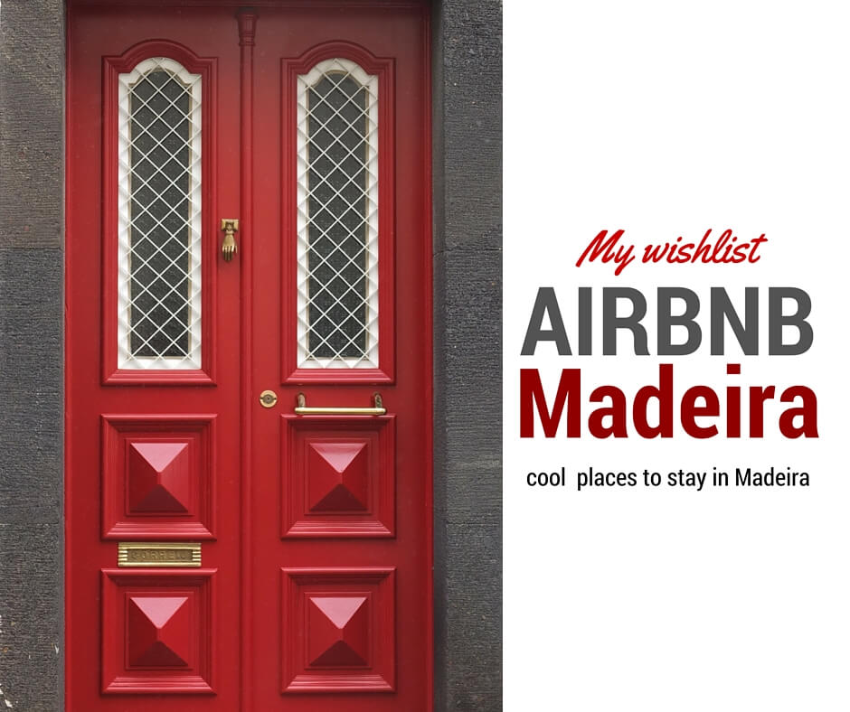 airbnb madeira