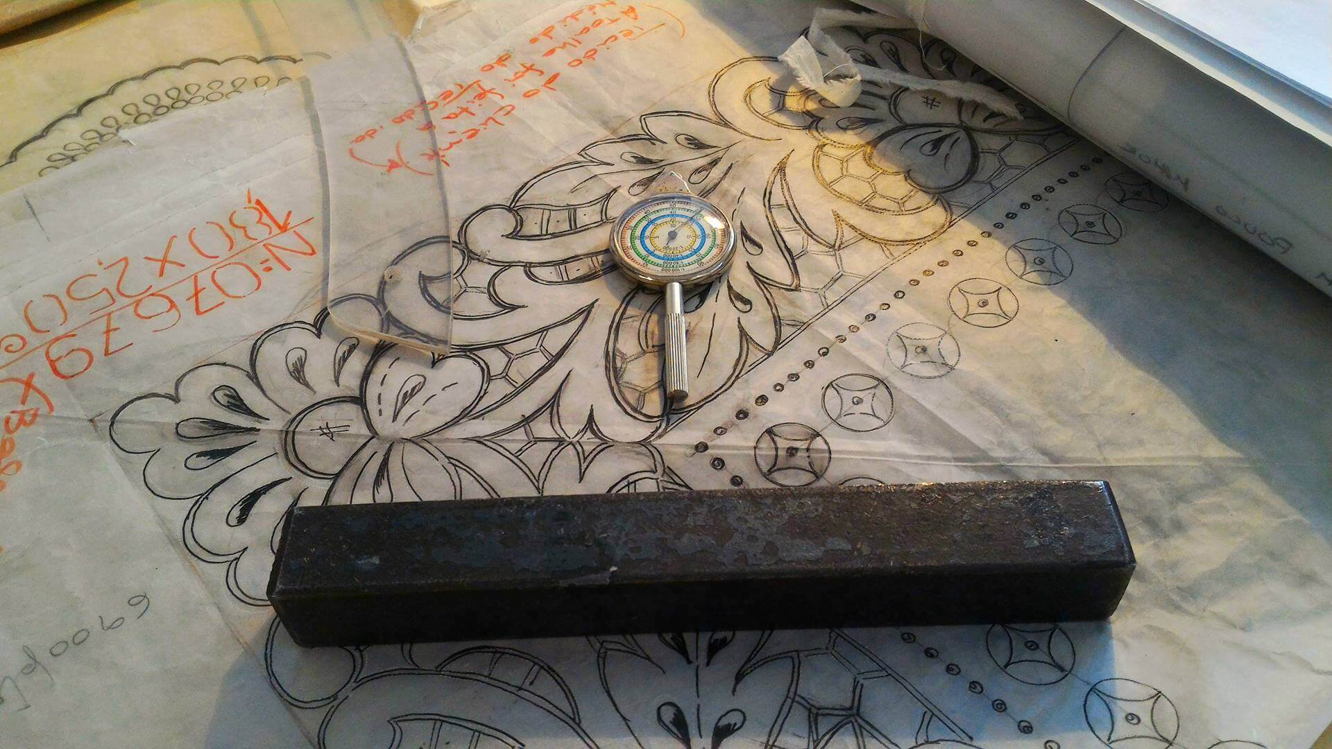 Madeira Embroidery